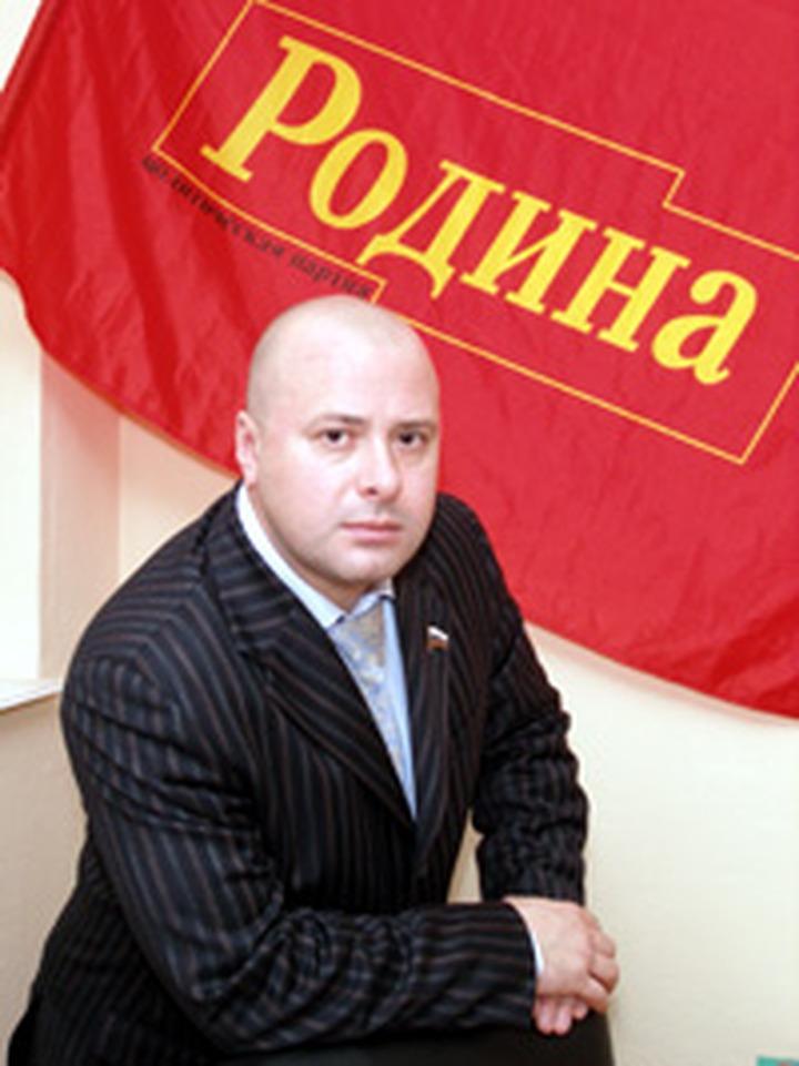 """Демушкин подаст заявление в СК на бывшего члена партии """"Родина"""" за обвинения в нацизме"""
