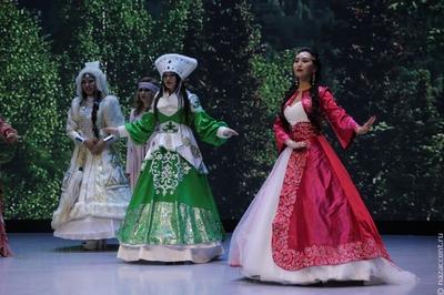 Конкурс этнической красоты пройдет среди студенток СФУ в Красноярске