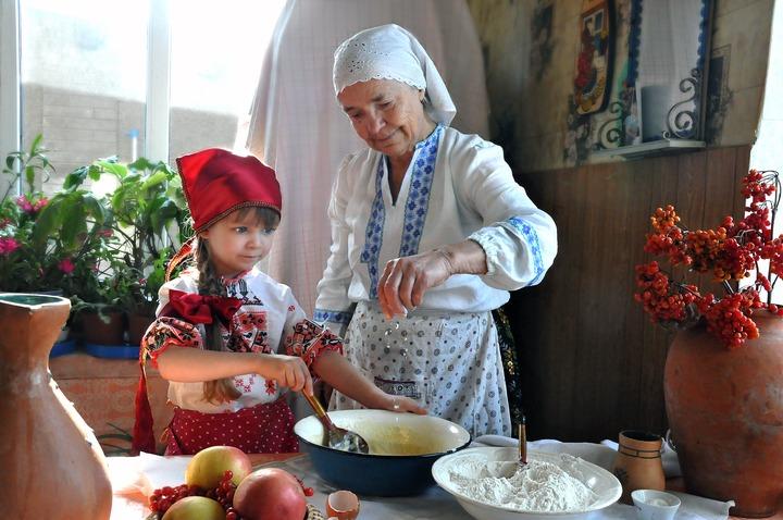 """На сайте """"НацАкцент"""" стартовал конкурс """"Рецепты наших бабушек"""""""