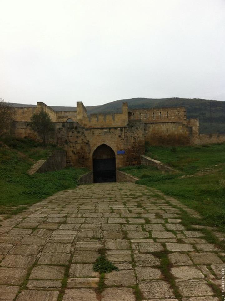 На восстановление разрушенной Дербентской крепости потратят 70 миллионов