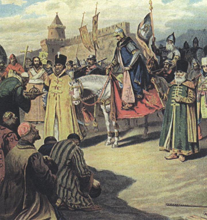 Татарское правительство снова обсуждает памятник защитникам Казани от Ивана Грозного