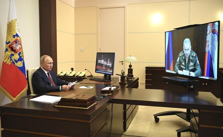 Путин: Парад Победы во всех городах пройдет 24 июня