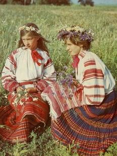 Потомки Белой Руси