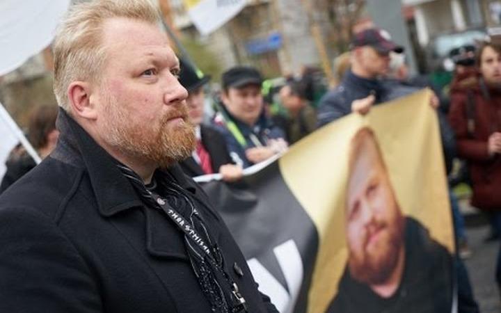 Националиста Горского отправили под домашний арест