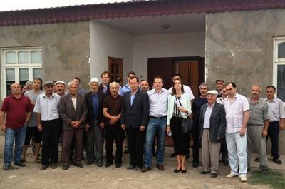 Жители лезгинских сел в Азербайджане рассказали о своих проблемах депутатам Европарламента