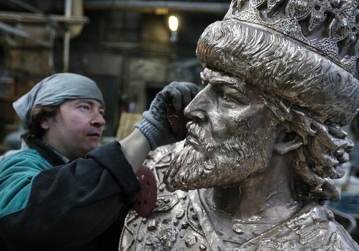 Памятник Ивану Грозному установят во Владимирской области в День народного единства