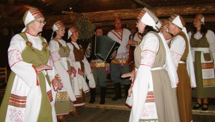 В Ленобласти вспомнят русские, вепсские и карельские традиции