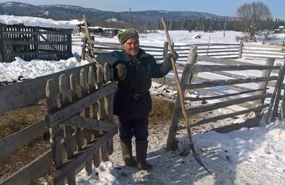 Алтайские отшельники