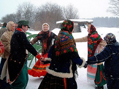 """Жителей Белгородской области приглашают на """"Маланью зимнюю"""""""
