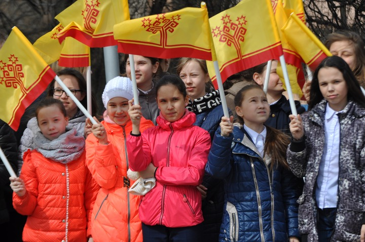 В Чебоксарах отметили День чувашского языка