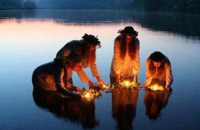 Огонь, вода и хороводы