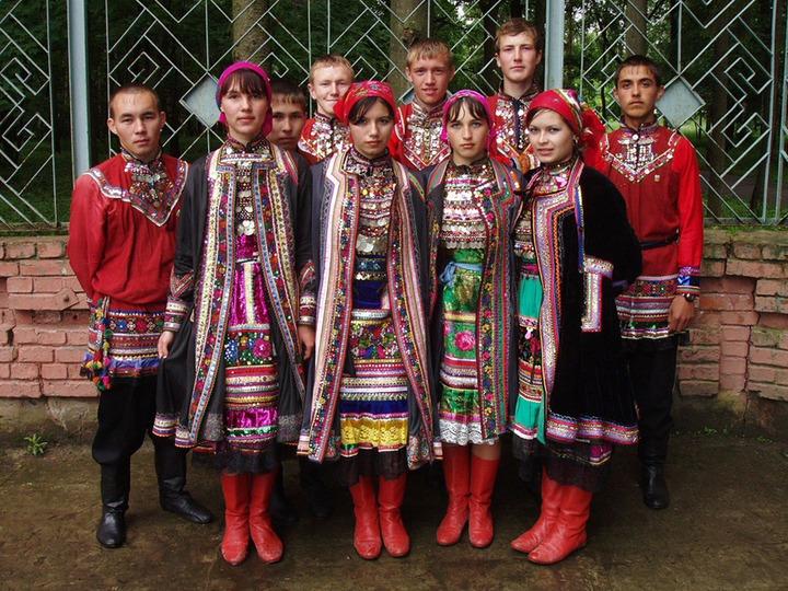 Марийцы Башкортостана провели фестиваль культуры и искусства