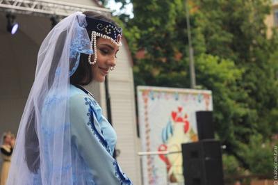 Показ современной этномоды пройдет в Дагестане