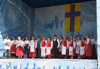"На финском празднике ""Юханнус"" кидались сапогами и играли в рюхи"