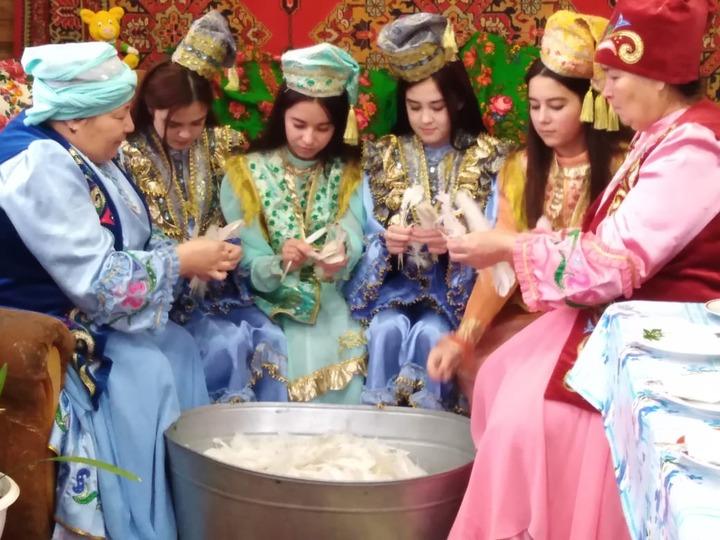 Татарский праздник гусиного пера отметили в башкирском селе