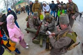 На Бородинском поле на Масленицу устроят реконструкцию боев Первой мировой