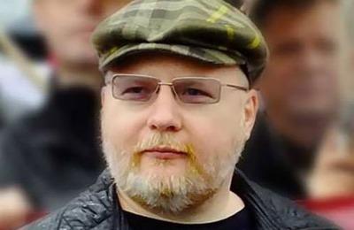 Русский националист Константин Крылов умер от инсульта
