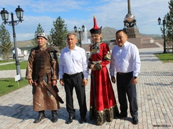 Татарстан поможет провести Сабантуй в Туве