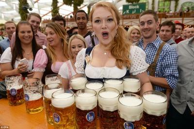 Кемеровских любителей пива познакомят с немецкой культурой