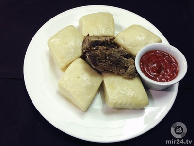 Аварская национальная кухня