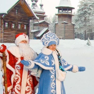 """""""Малые Корелы"""" приглашают на """"Веселое Новогодие"""""""