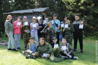 """Школьников научили выживанию в экстремальных условиях на смене музея """"Торум Маа"""""""