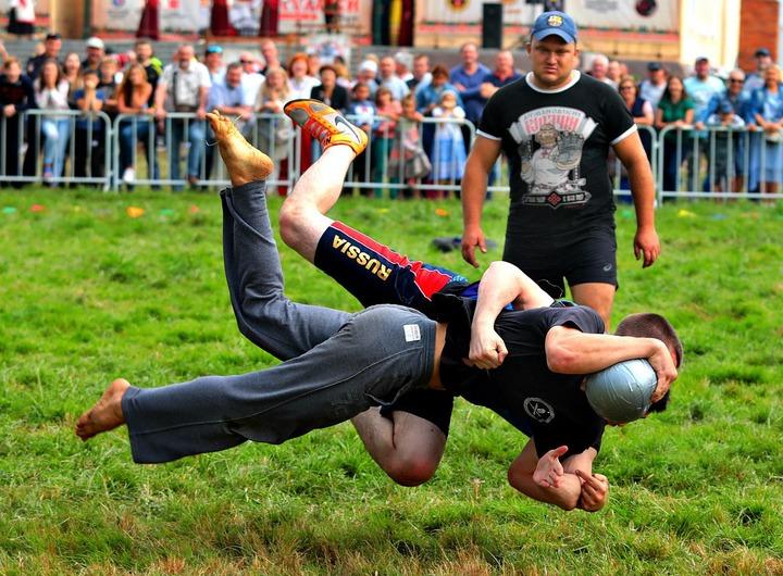 Русские игры пройдут в Лужниках в день 870-летия Москвы