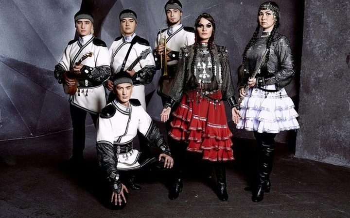 Башкирская группа заняла второе место на международном конкурсе в Италии