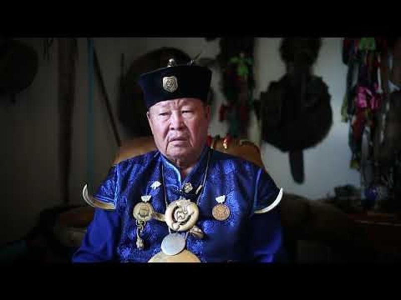 Интервью с Верховным шаманом России Кара-оолом Тюлюшевичем Допчун-оол