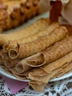 На русской печи покатаются гости Всекузбасской национальной Масленицы