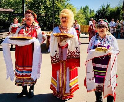 """В Саратове стартовала этнокультурная экспедиция """"Волга — река мира"""""""