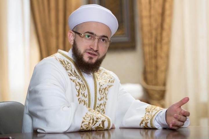 Муфтий Татарстана высказался по поводу изучения национальных языков