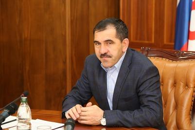 Глава Ингушетии встретился с ингушской общиной Москвы