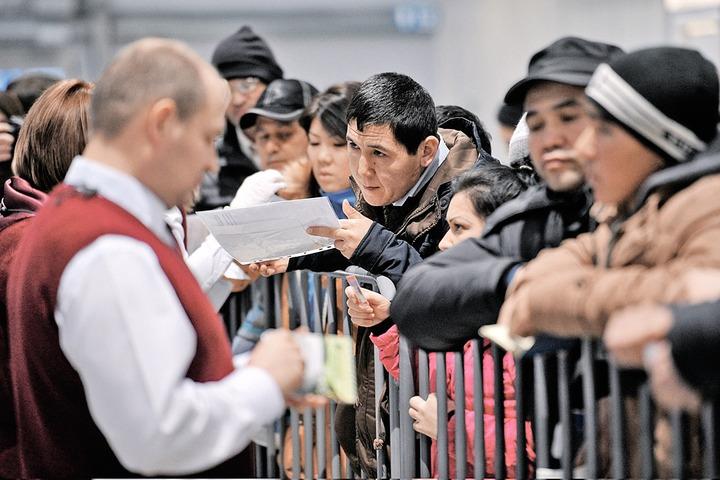 Совбез: Коррупция подталкивает мигрантов к нарушению законов