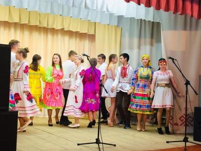 Всероссийский слёт марийской молодёжи стартовал в деревне Шоруньжа