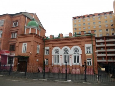 В Архангельске обстреляли синагогу