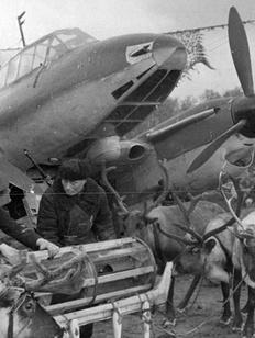 Мурманские саамы разделились из-за установки памятника оленьим батальонам