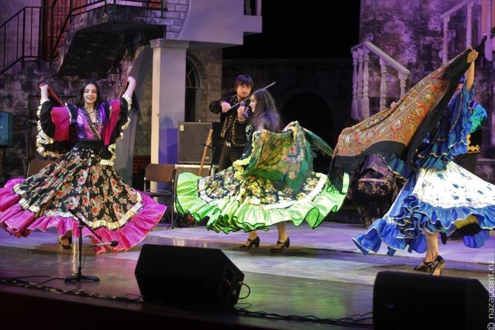 Цыганским танцам научат на всероссийском фестивале в Москве