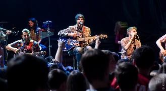 По требованию националистов и казаков в Краснодаре отменили концерт Noize MC