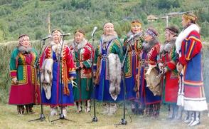Модный показ ненецкой одежды пройдет на Дне оленевода на Ямале