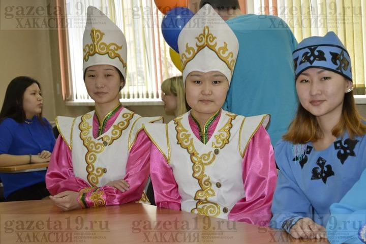 В Хакасии назвали победителей олимпиады по тюркским языкам