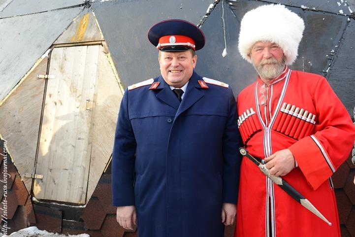 Большой круг Центрального казачьего войска выбрал нового атамана