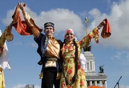 День России на ВДНХ