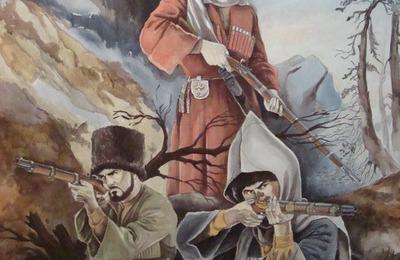 """Выставка """"Страницы истории народов Северного Кавказа"""" открылась в Ставрополе"""