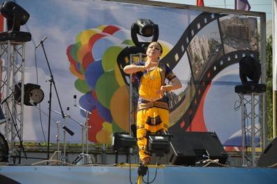 День города в Южноуральске  отметили в национальном стиле