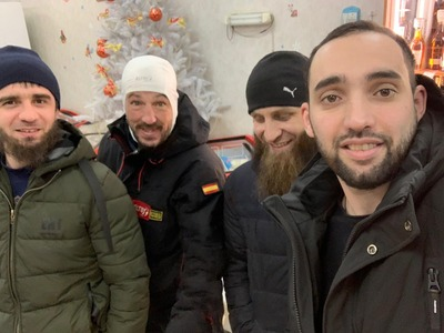 Магаданские ингуши спасли замерзающего на Колыме испанского туриста