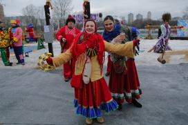 Жители Тюмени отпразднуют Масленицу с казаками
