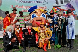 """В Ульяновске выберут """"Мистера Этно-2015"""""""