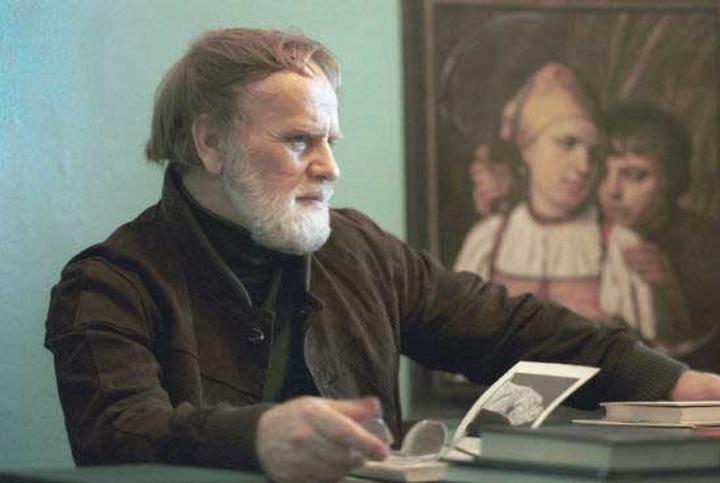 В Вологодской области простились с писателем Василием Беловым