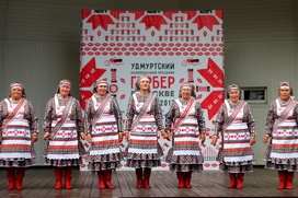 """Удмуртский """"Гербер-2017"""" в Москве"""